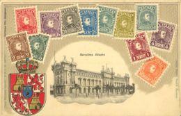 España. Tarjetas Postales. Tarjetas Postales. Sin Circular. MAGNIFICA. - España
