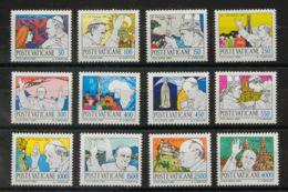 Vaticano. MNH **Yv 755/66. 1984. Serie Completa. MAGNIFICA. Yvert 2017: 30 Euros. - Vaticano (Ciudad Del)