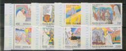 Vaticano, Aéreo. MNH **Yv 75/82. 1986. Serie Completa. MAGNIFICA. Yvert 2017: 30 Euros. - Vaticano (Ciudad Del)