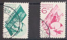 Holanda. ºYv 235/36. 1931. Serie Completa. MAGNIFICA. Yvert 2012: 48 Euros. - Holanda
