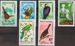 Nueva Caledonia. MNH **Yv 345/50. 1967. Serie Completa. MAGNIFICA. Yvert 2014: 39 Euros. - Nueva Caledonia