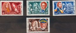 San Pedro Y Miquelón. MNH **Yv 380/83. 1968. Serie Completa. MAGNIFICA. Yvert 2014: 42 Euros. - St.Pedro Y Miquelon