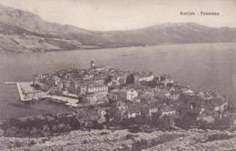 Korčula * Gesamtansicht * Kroatien * AK1924 - Kroatië