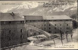 Cp Mont Dauphin Hautes-Alpes, Caserne Rochambaud Et L'Escalier - Autres Communes