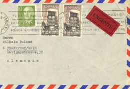 España. 2º Centenario Posterior A 1960. Al Dorso Llegada. - 1931-Hoy: 2ª República - ... Juan Carlos I