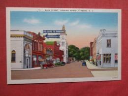 Main Street Tarboro  North Carolina > >  Ref 3714 - United States
