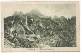 IOF FUART (2666 M;) Dal Cregnedul - Italy