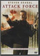 "DVD Film ""ATTACK FORCE"" - STEVEN SEAGAL - Policiers"