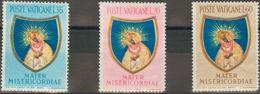 Vaticano. MNH **Yv 207/09. 1954. Serie Completa. MAGNIFICA. Yvert 2013: 40 Euros. - Vaticano (Ciudad Del)