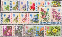 Bermudas. MNH **Yv 243/59. 1970. Serie Completa. MAGNIFICA. Yvert 2011: 48,5 Euros. - Bermudas