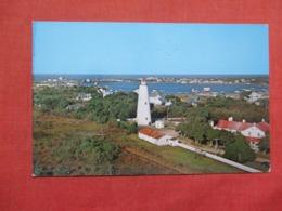 Light House  Ocracoke North Carolina > >  Ref 3714 - Winston Salem