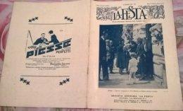 LA FESTA  N. 24 10/5/1931 SOVRANI INAUGURANO MOSTRA / PALOMBARI - Boeken, Tijdschriften, Stripverhalen