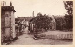 Magalas   Place De La Mairie   Edit  Combier - Autres Communes