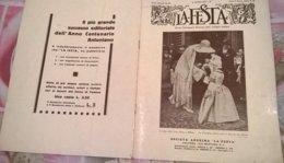 LA FESTA  N. 30 21/6/1931 FESTA DELLA CROCE ROSSA A MILANO - Boeken, Tijdschriften, Stripverhalen