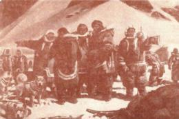[MD3949] CPM - COLLEZIONE POSTALE ARTICA CON ANNULLO FIRME N° 31 1854 JOHN RAE - PERFETTA - NV - Storia