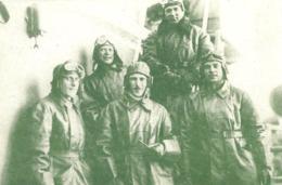 [MD3955] CPM - COLLEZIONE POSTALE ARTICA CON ANNULLO FIRME N° 38 1928 BORIS CHUKNOWSKI - PERFETTA - NV - Histoire