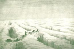 [MD3957] CPM - COLLEZIONE POSTALE ARTICA CON ANNULLO FIRME N° 40 1878 J. A. D. JENSENS - PERFETTA - NV - Storia