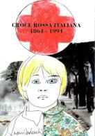 [MD3969] CPM - CROCE ROSSA ITALIANA CARTOLINA VERONAFIL 1994 - NANI TEDESCHI - CON ANNULLO 19.11.1994 - PERFETTA - NV - Cruz Roja