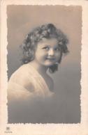 Carte CPA Fantaisie - Petite Fille - Fillette - Joli Portrait - Abbildungen