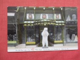 Store Front  White Bear  Allentown Pennsylvania  Ref 3714 - Etats-Unis