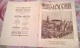 LA FESTA  N. 21 19/4/1931 FIERA DI MILANO/GUIDO RENI A RAVENNA/ FAUTO MARIA MARTINI - Boeken, Tijdschriften, Stripverhalen