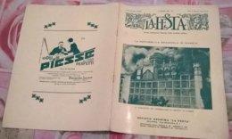 LA FESTA  N. 26 24/5/1931 CONVENTO DEI CARMELITANI DI MADRID IN FIAMME - Boeken, Tijdschriften, Stripverhalen