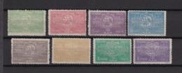 Serbien - 1904 - Michel Nr. 76/83 - Ungebr. - Serbien