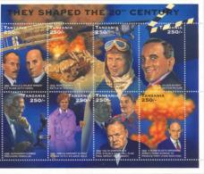 Wright Verdun Lindbergh Jolson Fleming Earhart Stalin Chrchill Enrico Fermi - Schriftsteller