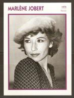 PORTRAIT DE STAR 1975 FRANCE - ACTRICE MARLENE JOBERT - ACTRESS CINEMA FILM PHOTO - Fotos