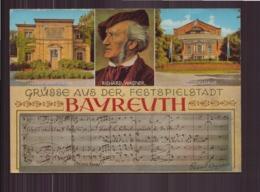 ALLEMAGNE GRUSSE AUS DER FESTSPIELSTADT BAYREUTH - Bayreuth