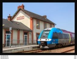85  CHALLANS   ....  La  Gare Interieure - Challans