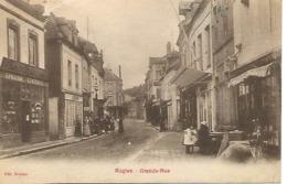 27 - RUGLES - Grande Rue . - France