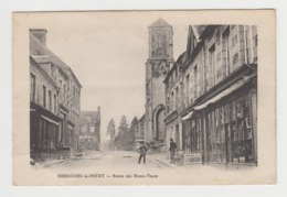 BA224 - BERNIERES LE PATRY - Route Des Hauts Vents - Commerce - RARE - Autres Communes