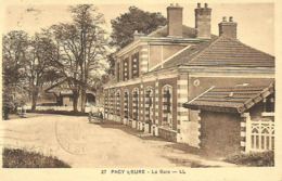 27 - La Gare - Ll . - Pacy-sur-Eure
