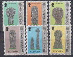 Europa Cept 1978 Isle Of Man Strips 6v ** Mnh (45189H) - Europa-CEPT
