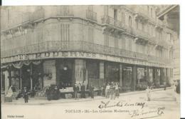 TOULON  ( VAR ) LES GALERIES MODERNES - Toulon