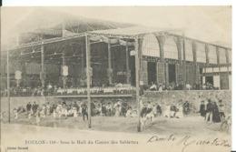 TOULON  ( VAR )   SOUS LE HALL DU CASINO  DES SABLETTES - Toulon