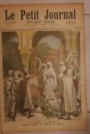 Le Petit Journal. 27 Août 1892. Les Chefs De Tribus Jurant Fidélité Au Sultan Du Maroc.Les Chiffonniers De Paris. - Boeken, Tijdschriften, Stripverhalen