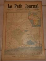 Le Petit Journal. 3 Septembre 1892. Carte Du Dahomey. Anniversaire De La Bataille De Mars La Tour. - Boeken, Tijdschriften, Stripverhalen
