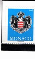 MONACO-- TVP Bleu Ecopli --Philaposte 2019--Type III-- Autocollant Issu De Carnet - Monaco