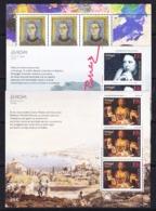 Europa Cept 1996 Portugal, Azores, Madeira 3 M/s ** Mnh (45198) - Europa-CEPT