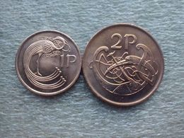 Ireland  1 Ja 2 Pence   1992,1996   UNC - Irlande