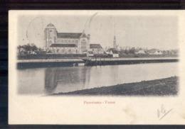 Veere - Panorama - 1902 - Grootrond - Veere