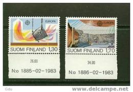 Finlande/Suomi - Europa 1983  Mnh*** - Europa-CEPT