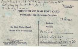 PRISONNIER DE GUERRE  40 45 ALLEMAND EN BELGIQUE CAMP LAGER LABOR SERVICE 8385 SCHOTEN - Militaria