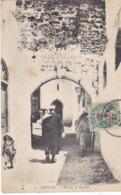 MAROC - TANGER - RUE DE LA KASBAH - édit. Nahon Tanger - Tanger
