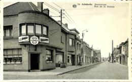 CPSM - Belgique - Adinkerke - Statiestraat - Rue De La Station - Bélgica
