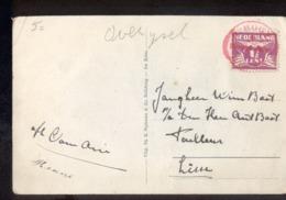 Stempel - Voorzijde De Krim - 1935 - Postal History