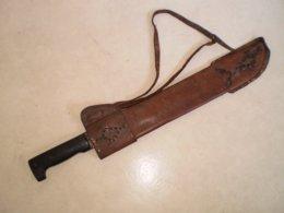 ANCIENNE MACHETTE LEGITIMUS - Armas Blancas