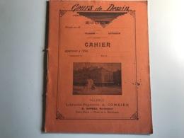 Cahier «dessin» VALENCE - A. Combier - 1904 - Livres, BD, Revues